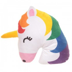 Cojín unicornio 32 cm.