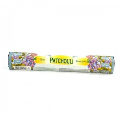 20 sticks incienso patchouli