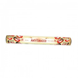 20 sticks incienso antitabaco