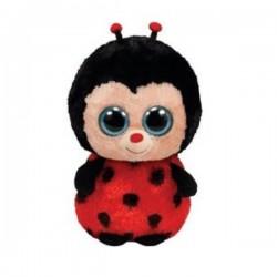 Peluche TY Beannie Boos 15 cm. Mariquita