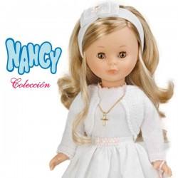 Nancy Comunión rubia