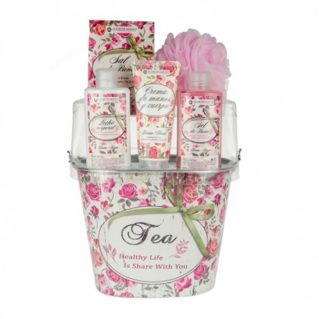 Set de aromaterapia Rosas