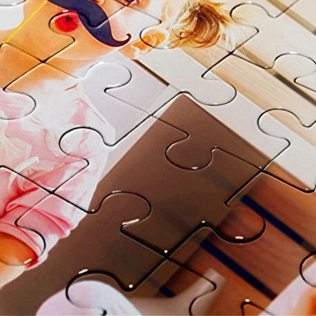 Puzzle 24 piezas Medida: 15x20cm.