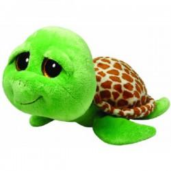 Peluche TY Beannie Boos 15 cm. Tortuga verde