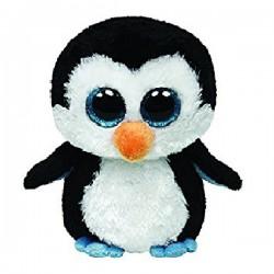 Peluche TY Beannie Boos 15 cm. Pingüino