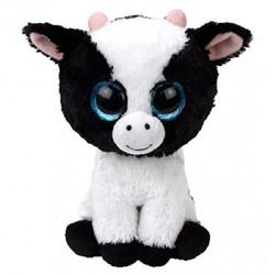 Peluche TY Beannie Boos 15 cm. Vaca