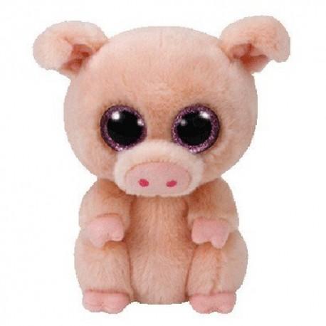 Peluche TY Beannie Boos 15 cm. Cerdo