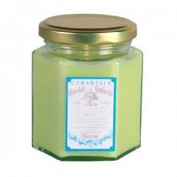 Vela Té verde & magdalenas de crema 48 horas
