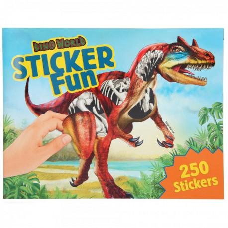Sticker fun Dinosaurios