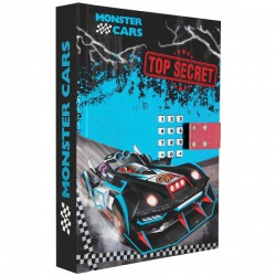 Diario secreto Monster cars