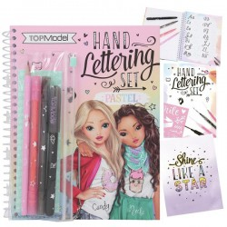 Cuaderno Hand Lettering Top Model