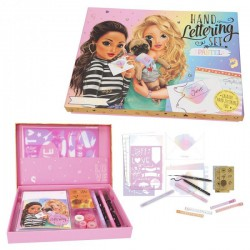 Set en caja Hand Lettering Top Model